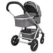 Buy Nuna IVVI Carrycot, Graphite Online at johnlewis.com