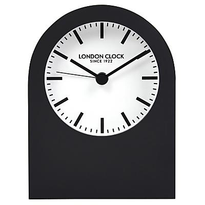 London Clock Company Titanium Arch Alarm Clock
