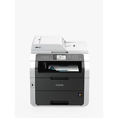 Image of Brother MFC-9330CDW Colour Laser All-in-One Printer with Duplex, Fax, Network and Wi-Fi