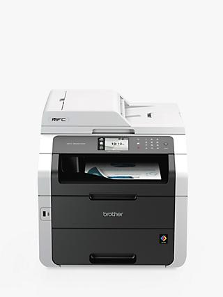 Brother MFC-9330CDW Colour Laser All-in-One Printer with Duplex, Fax, Network and Wi-Fi
