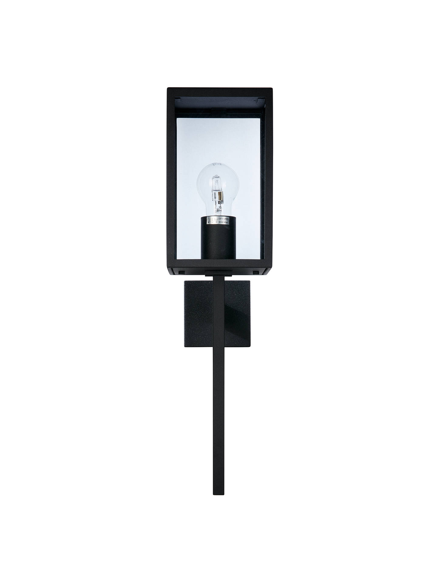 Buy Astro Coach Lantern 130 Outdoor Light, Black Online at johnlewis.com