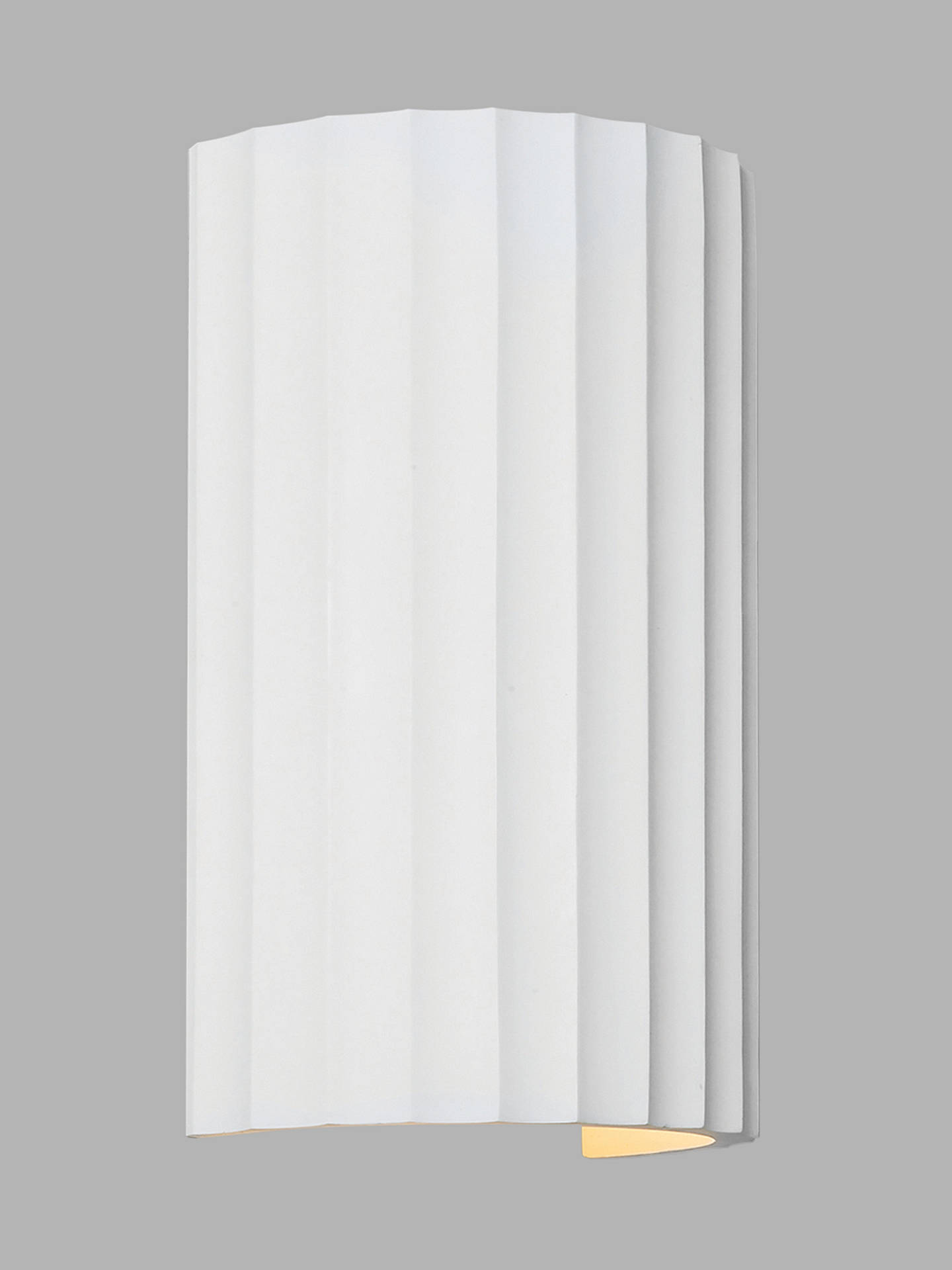 BuyAstro Kymi Wall Light, White Online at johnlewis.com