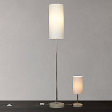 Buy House by John Lewis Vivian Duo Floor and Table Lamp, White Online at johnlewis.com