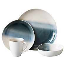 Buy west elm Ombre Crackle Online at johnlewis.com