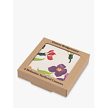 Buy Emma Bridgewater Wallflower Coasters, Set of 4 Online at johnlewis.com