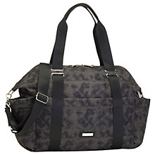 Buy Storksak Sandy Changing Bag, Grey Online at johnlewis.com