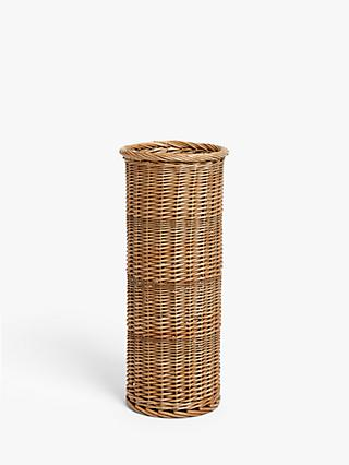 Croft Collection Wicker Umbrella Stand