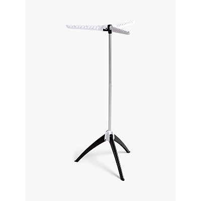 John Lewis Upright Indoor Clothes Airer