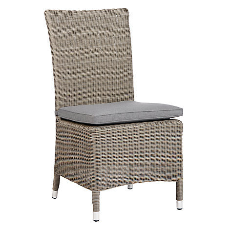Buy John Lewis Dante 6 Seater Table & Chairs Set Online at johnlewis.com