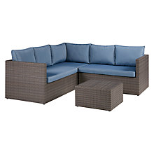 Buy John Lewis Malaga Lounging Modular Corner Set Online at johnlewis.com