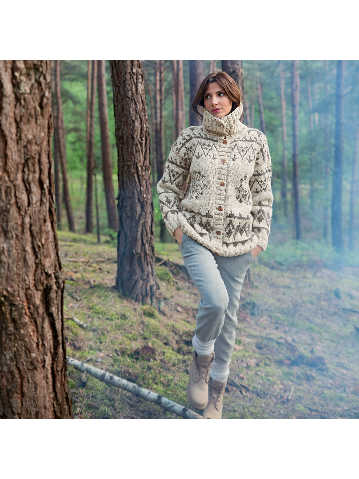 Buy Bergere De France Le Wooling Magazine 2 Christmas Knitting Patterns Online at johnlewis.com