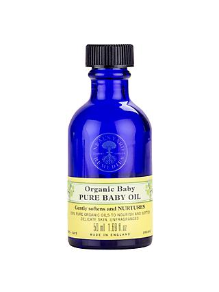 Neal's Yard Remedies Pure Baby Oil, 50ml