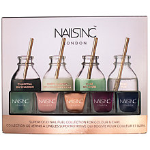 Buy Nails Inc Superfood Nail Fuel Colour & Care Collection Online at johnlewis.com