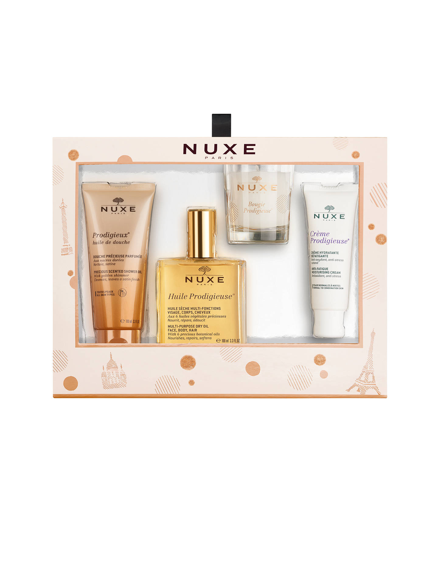 Buy NUXE Prodigieuse® Gift Set Online at johnlewis.com
