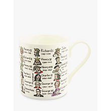 Buy McLaggan Smith Kings and Queens Mug Online at johnlewis.com