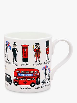 McLaggan Smith London Beefeater Mug, 300ml