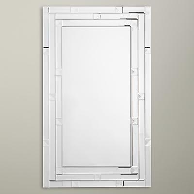 John Lewis Large Gatsby Mirror, 60 x 100cm