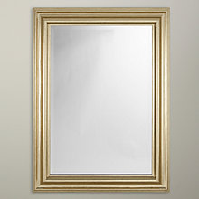 Buy John Lewis Wilde Mirror, Gold, 99 x 74cm Online at johnlewis.com