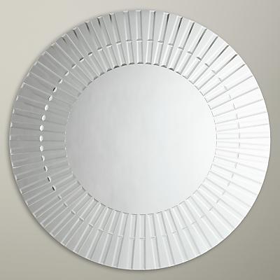 John Lewis Morello Round Mirror, Dia.100cm