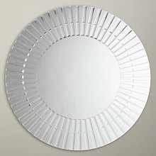 Buy John Lewis Morello Round Mirror, Dia.100cm Online at johnlewis.com
