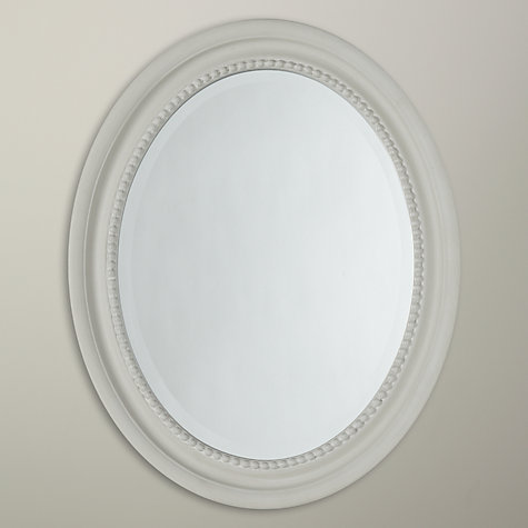 Buy john lewis small oval mirror duck egg 40 x 50cm for Oval mirror canada