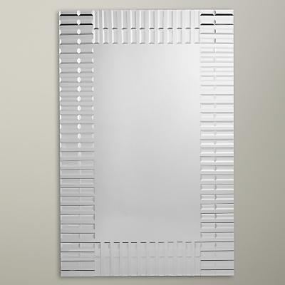 John Lewis Morello Rectangle Mirror, 72 x 110cm