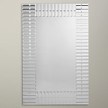Buy John Lewis Morello Rectangle Mirror, 72 x 110cm Online at johnlewis.com