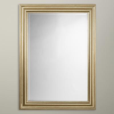 John Lewis Wilde Mirror, 114 x 83cm, Gold