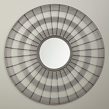 Buy John Lewis Wire Mirror, Dia. 71cm Online at johnlewis.com