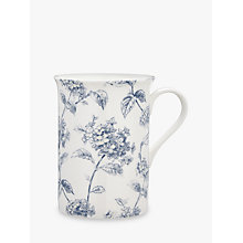 Buy John Lewis Country Archive Hydrangea Mug Online at johnlewis.com
