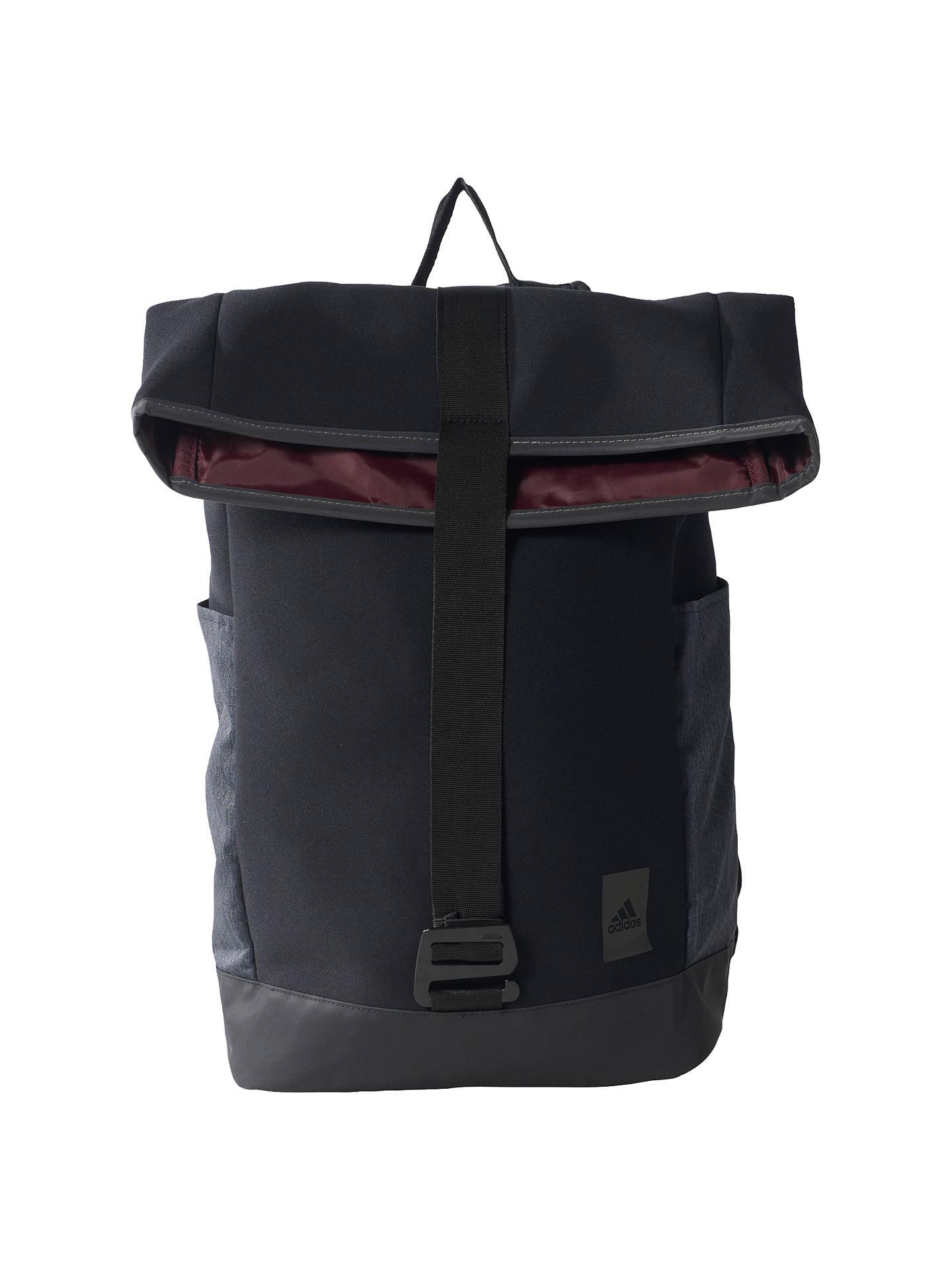 52e4d28fc66 Buy adidas Best Backpack Bag, Black Online at johnlewis.com ...