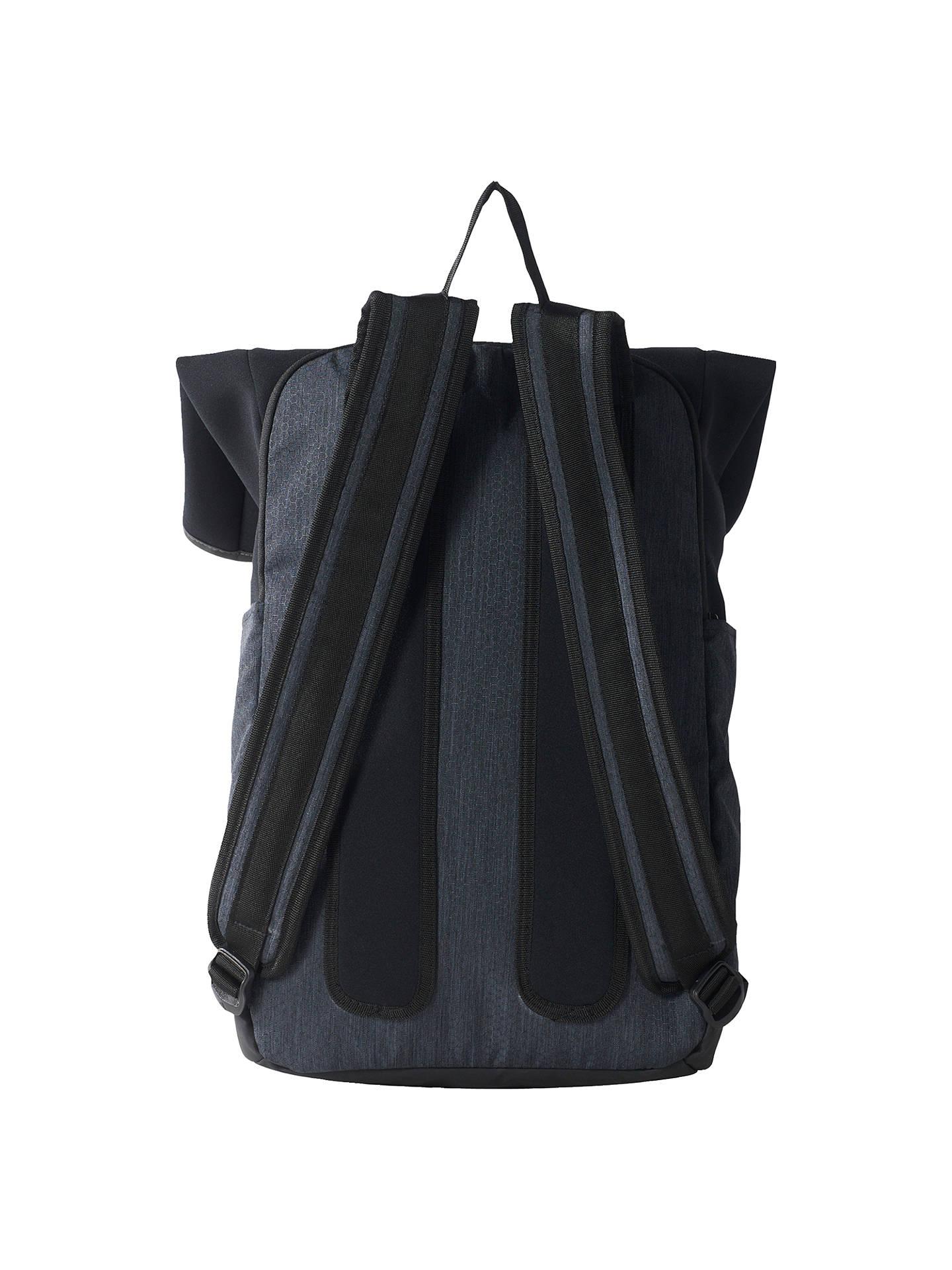 185fd835902 ... Buy adidas Best Backpack Bag, Black Online at johnlewis.com ...