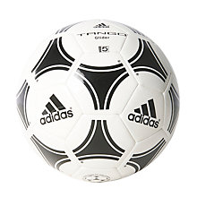 Buy Adidas Tango Glider Football, Size 5, White/Black Online at johnlewis.com