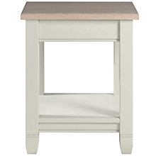 Buy Neptune Chichester Low Side Table, Shingle Online at johnlewis.com