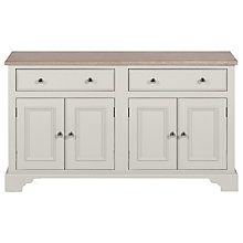 Buy Neptune Chichester 5ft Sideboard, Shingle Online at johnlewis.com