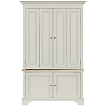 Buy Neptune Chichester Deluxe Workstation, Shingle Online at johnlewis.com