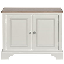Buy Neptune Chichester 3ft Grand Bookcase Base, Shingle Online at johnlewis.com