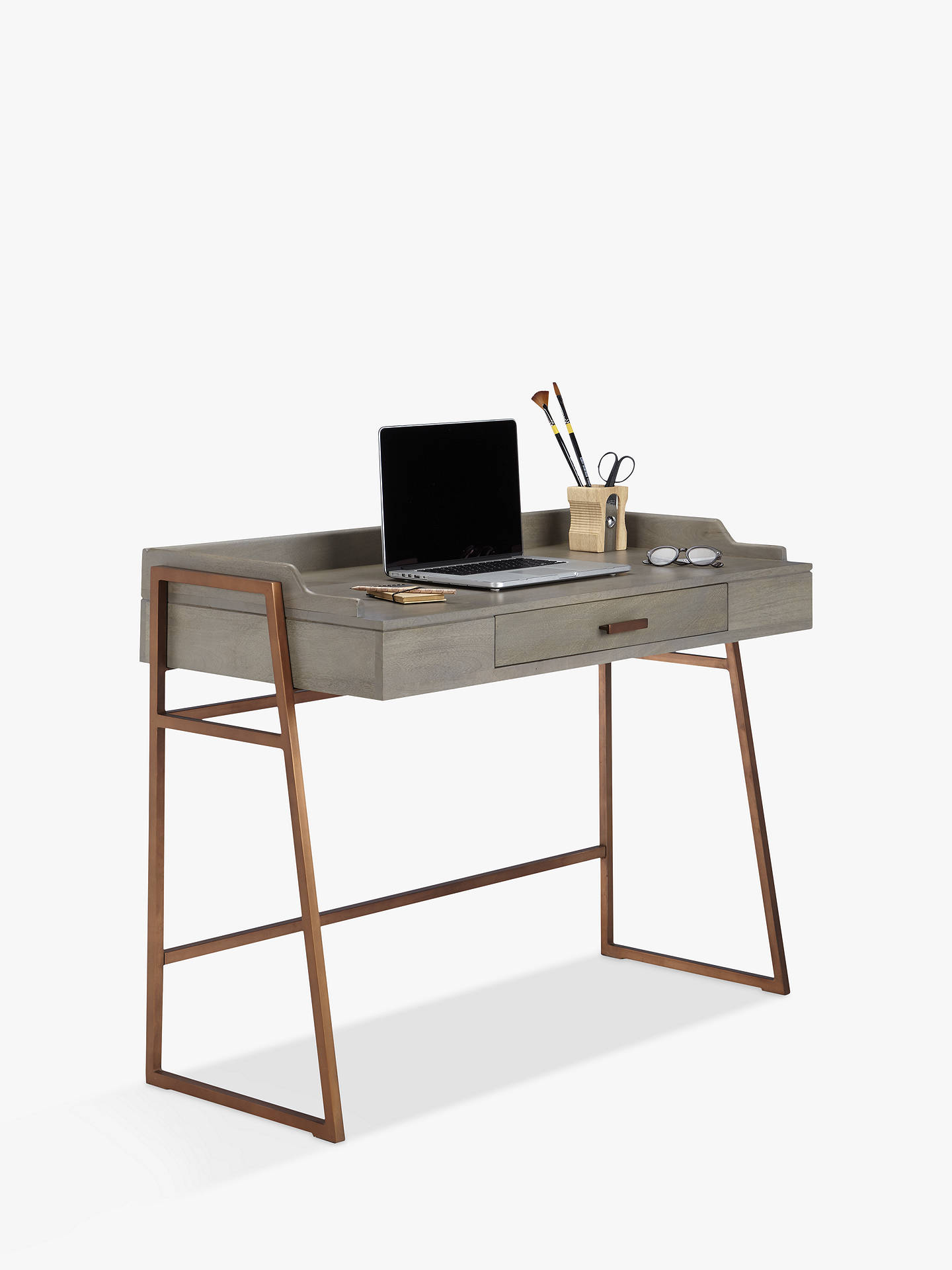 Buy John Lewis & Partners Asha Desk Online at johnlewis.com