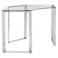 Buy John Lewis Tropez Corner Desk Online at johnlewis.com