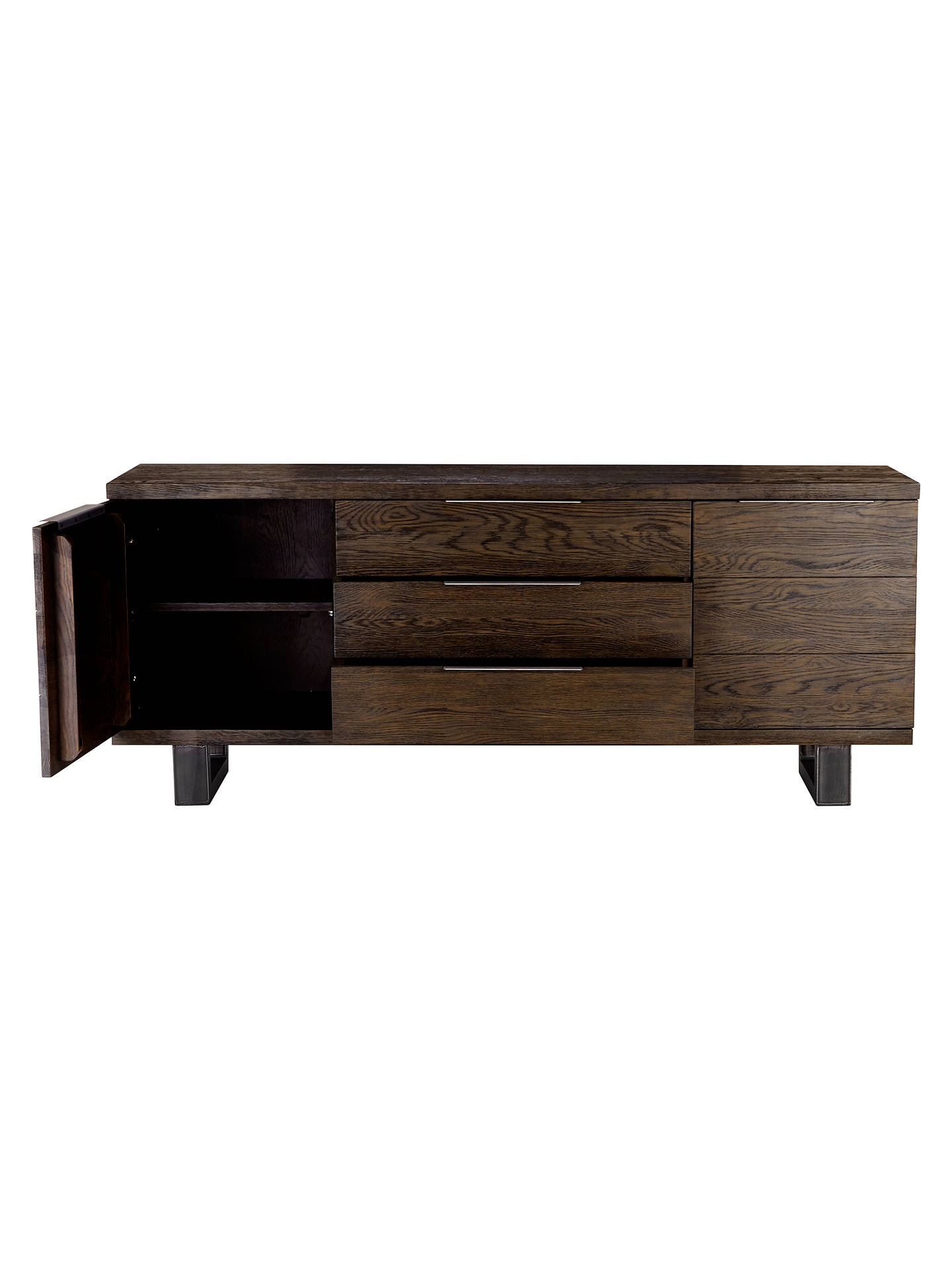Buy John Lewis & Partners Calia Sideboard, Dark Online at johnlewis.com