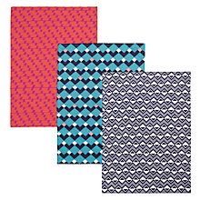 Buy John Lewis Dakara Tea Towel, Set of 3 Online at johnlewis.com