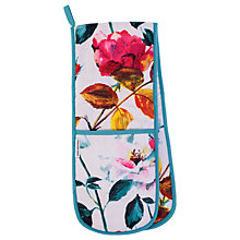Buy Designers Guild Couture Rose Double Oven Glove Online at johnlewis.com