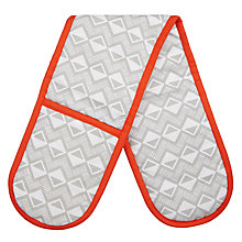 Buy John Lewis Fusion Dakara Oven Glove Online at johnlewis.com