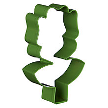 Buy John Lewis Green Flower Cookie Cutter Online at johnlewis.com