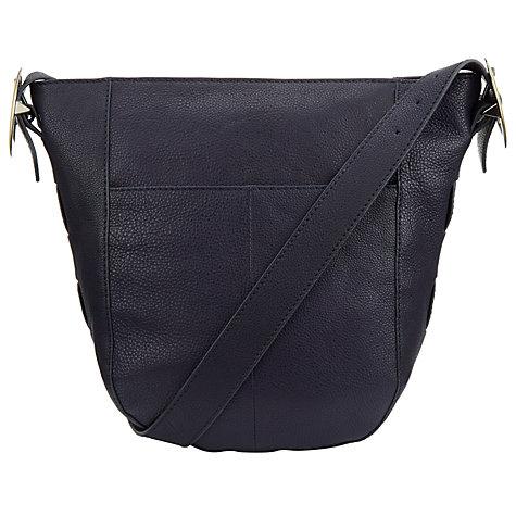Buy John Lewis Sophia Leather Hobo Bag | John Lewis