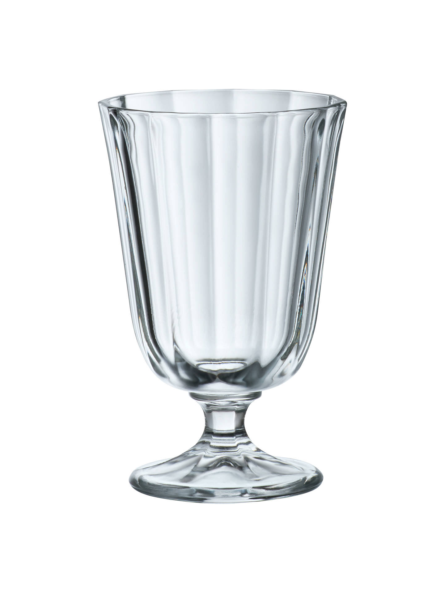 John Lewis Country Short Stem Wine Glass Clear At John Lewis Partners