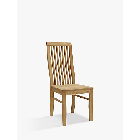 John Lewis Henry Wooden Seat Dining Chair