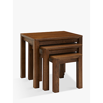John Lewis & Partners Seymour Nest of 3 Tables
