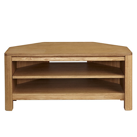 Buy john lewis seymour corner tv stand john lewis for John lewis chinese furniture