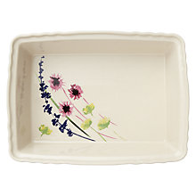 Buy John Lewis Stoneware Rectangular Oven Dish Online at johnlewis.com